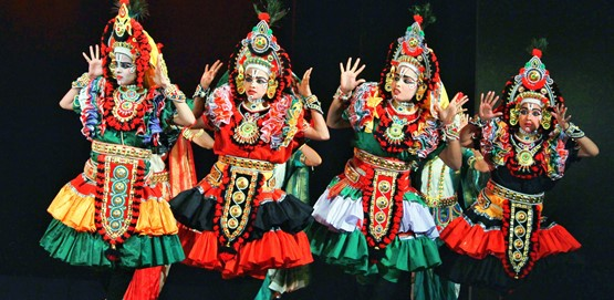 Yakshagana Program by Coastal Karnataka Art promoters
