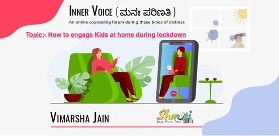 InnerVoice Free Session On How to Engage Children in Lockdown