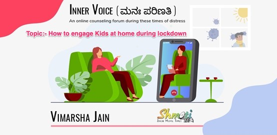 InnerVoice Free Session On How to Engage Children in Lockdown Pt 2