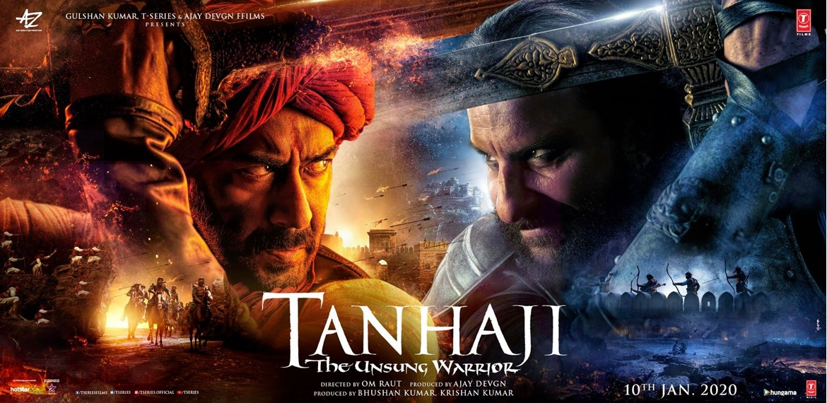 Tanhaji:The Unsung Warrior