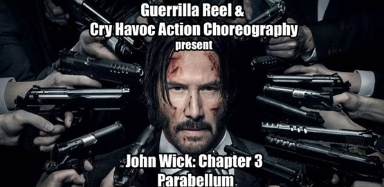 John Wick:Chapter 3-Parabellum Movie Poster